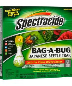 Spectracide Bag-A-Bug 1 Count Japanese Beetle Trap
