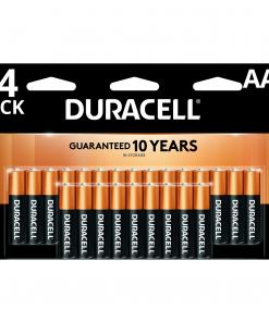 Duracell 1.5V Coppertop Alkaline AAA Batteries 24 Pack