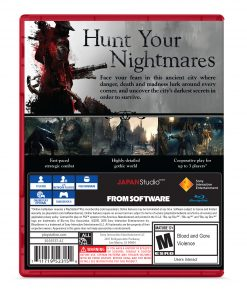 Bloodborne – PlayStation Hits, Sony, PlayStation 4, 711719523154
