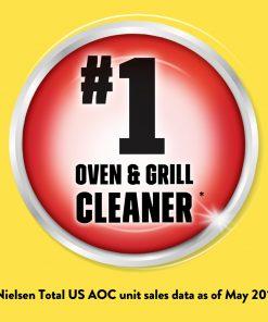 Easy-Off Heavy Duty Oven Cleaner Spray, Regular Scent, 14.5oz