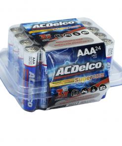 ACDelco Super Alkaline AAA Batteries, 24-Count