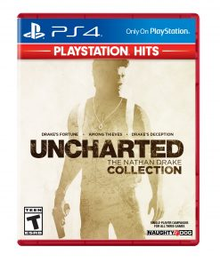 Uncharted: The Nathan Drake Collection – PlayStation Hits, Sony, PlayStation 4, 711719526124