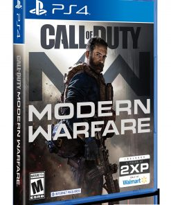 Call of Duty: Modern Warfare, PlayStation 4, Get 3 Hours of 2XP with game purchase