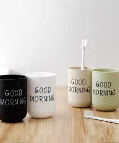 Toothbrush Holder Cup Toothpaste Holder Travel Container Electric Toothbrush Case Flosser Storage Organizer Mugs Towel Toothpaste Holder