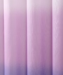 Mainstays Purple Ombre Fabric Shower Curtain, 70″ x 72″