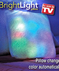 As Seen on TV Bright Light Pillow, White