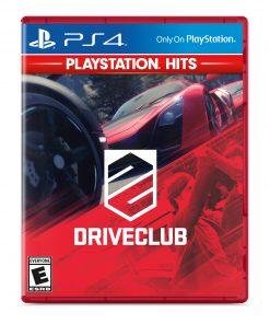 Driveclub – PlayStation Hits, Sony, PlayStation 4, 711719522935