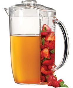 Iced Fruit Infusion Pitcher with Ice Core