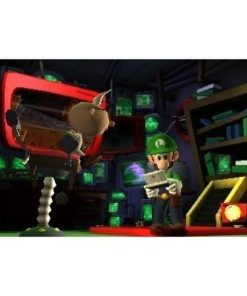 Nintendo Selects: Luigi's Mansion Dark Moon, Nintendo, Nintendo 3DS, 045496744106