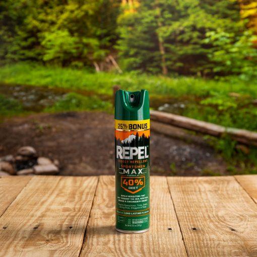 Repel Insect Repellent Sportsmen Max Formula 40% DEET, 8.125-oz