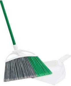 Libman XL Broom & Dustpan