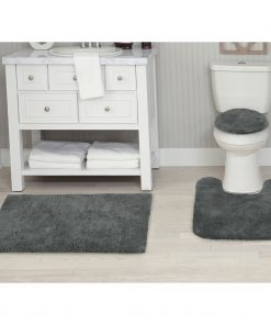Better Homes & Gardens American Made Bath Rug Collection, 3 Piece Bath Set