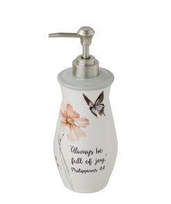 Mainstays Inspire Lotion/Soap dispenser, Multicolor, 12.17 oz.