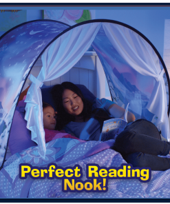Dream Tents Winter Wonderland, Kids Pop Up Play Tent, As Seen on TV