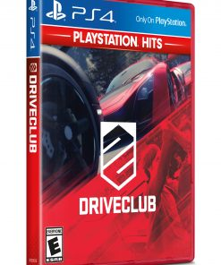 Driveclub – PlayStation Hits, Sony, PlayStation 4, 711719522935