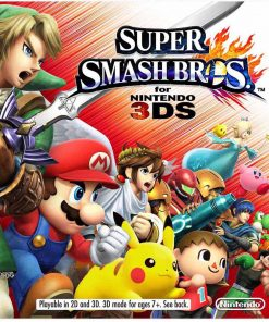Super Smash Bros., Nintendo, Nintendo 3DS, 045496742904