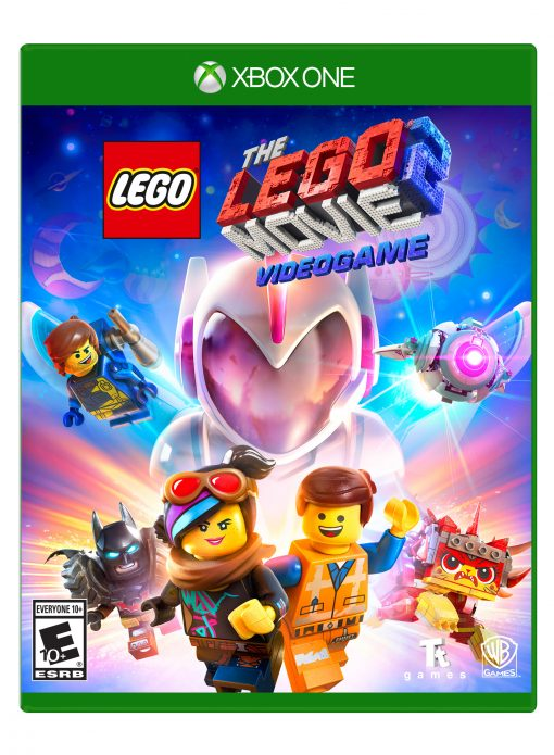 The LEGO Movie 2 Videogame, Warner Bros., Xbox One, 883929668137