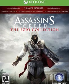 Assassin's Creed: The Ezio Collection, Ubisoft, Xbox One, 887256022297