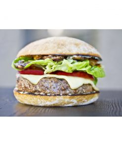GRASS-FED BEEF ANGUS BURGERS Choose 24 Burgers (5.3oz. each)