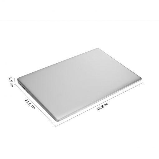 AKPAD 15.6inch Intel Celeron CPU Ultrathin Laptop Win10 System Dual Band WIFI 1366*768P FHD IPS Screen Notebook Computer 15.6 PC