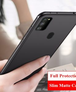 UMIDIGI S5 A7 Pro 4G Mobile Phone 6.3inch Case 360 Protection Soft Silicone Matte Cover For UMIDIGI A7 Pro Case