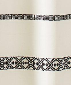 Better Homes & Gardens 72″ x 72″ Tribal Chic Shower Curtain