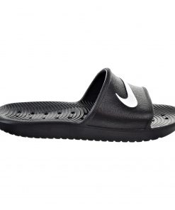 Nike Kawa Shower Women's Sandals Black/White 832655-001