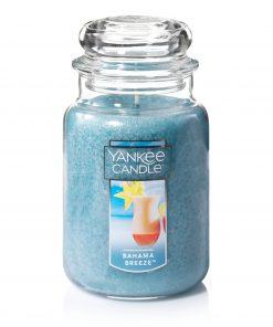 Yankee Candle Bahama Breeze – Large Classic Jar Candle