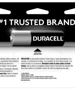 Duracell 1.5V Coppertop Alkaline AA Batteries, 16 Pack