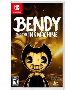Bendy and the Ink Machine, Maximum Games, Nintendo Switch, 814290014568