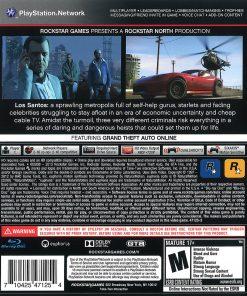 Grand Theft Auto V, Rockstar Games, PlayStation 3, 710425471254