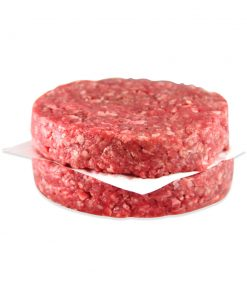 BISON BURGERS Choose 36 burgers (5.3oz. each) or 24 burgers (8oz. each)