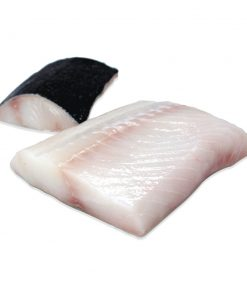 BLACK COD (SABLE) FILLETS 5 – 7 fillets (about 10 lbs total)