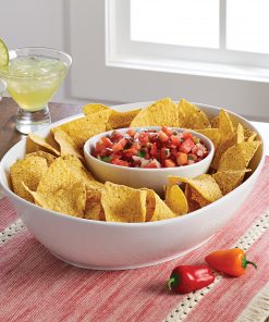 Better Homes & Gardens Porcelain Chip Dip Set