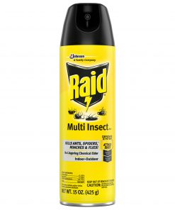 Raid Multi Insect, Killer 7, 15 oz