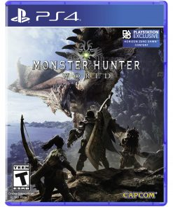 Capcom Monster Hunter World, Sony, PlayStation 4, 013388560424