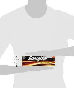 Energizer 01138 – D Cell 1.5 volt Industrial Battery (12 pack) (EN95/12PK)