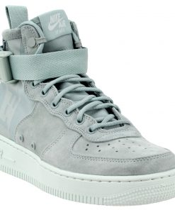 Nike Womens SF Air Force 1 Mid Athletic & Sneakers