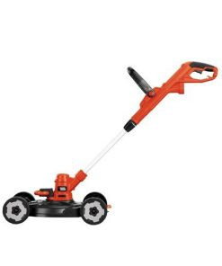 BLACK+DECKER MTE912 3-N-1 6.5 Amp String Trimmer, Edger & 12″ Mower
