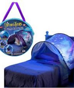Dream Tents Winter Wonderland, Kids Pop Up Play Tent, Twin Size, As Seen on TV