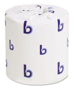 Boardwalk Standard 2-Ply Toilet Paper Rolls, 96 Rolls (BWK6180)