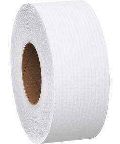 Scott, KCC07304, Essential Extra Soft JRT Bathroom Tissue, 12 / Carton, White