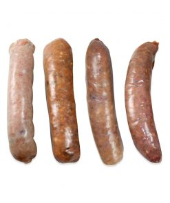 12 VARIETY SAUSAGE SAMPLER 48 links (approximately 9 lbs.