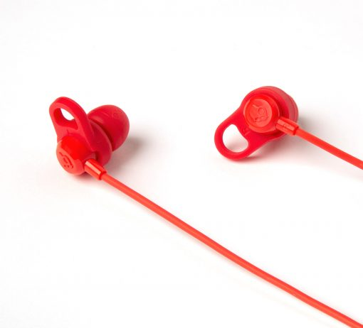 Skullcandy Jib+ Bluetooth® Wireless Earbuds in Black & Red