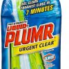 Clorox Liquid-Plumr Pro-Strength Gel Drain Cleaner 17 oz (Pack of 3)