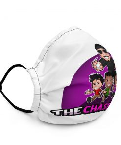 The Chase Crew face mask