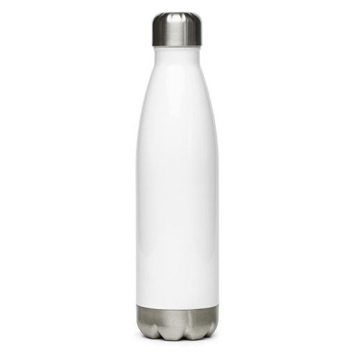 The Chase Crew Stainless Steel Water Bottle